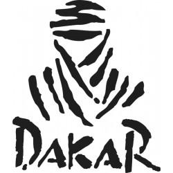 Dakar Calcomania Stickers...
