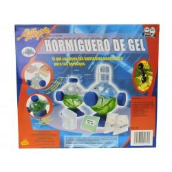 Hormiguero Didactico Gel...