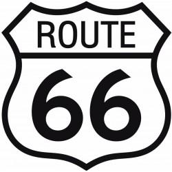 Ruta 66 Sticker Calcomania...