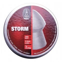 Munición Diabolo Bsa Storm...