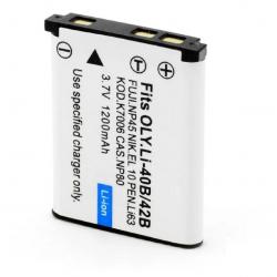 Bateria Para Nikon Li-40b