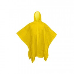 Poncho Amarillo Impermeable