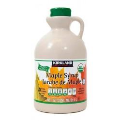 1 Litro Jarabe De Maple...