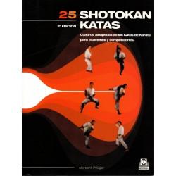 25 Katas Shotokan Para...