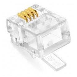 1 Conector Rj11 Telefónico...