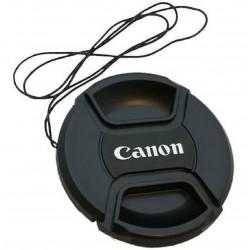 Tapa Para Lente Canon 58mm...