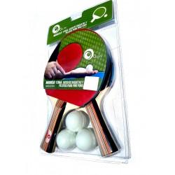 1 Par Raqueta De Ping Pong...