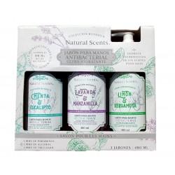 Jabón Antibacterial Para...