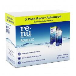 Renu Advanced 3pk 355ml...